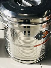 STAINLESS STEEL DRUMS/ CONTAINERS