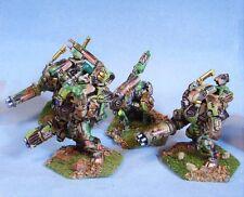 Gamesworkshop painted miniature Infiltraton unit suitable for Battletech