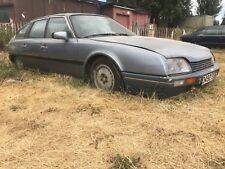 1987 Citroen CX GTI One owner 55000 Genuine barn find since 1995 Retro Classic