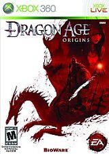 Dragon Age: Origins Microsoft XBOX 360 XBOX LIVE EA BioWARE 2009