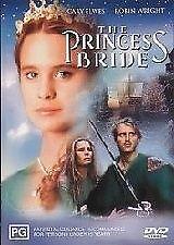 The Princess Bride (DVD, 2004) brand new seaked