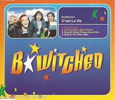 B*WITCHED - C'Est La Vie (UK 4 Track CD Single Part 2)