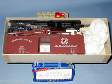 5749_MDC ROUNDHOUSE NORTHERN PACIFIC 40 FT HO SCALE BOXCAR UNASSEMBLED KIT  NOS