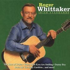 "ROGER WHITTAKER, CD ""IRISH STANDARDS"" NEW SEALED"