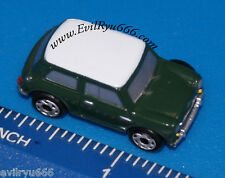 MICRO MACHINES MINI COOPER Green Car Galoob