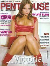 PENTHOUSE März/03/2000  SYLVIE BLUM*