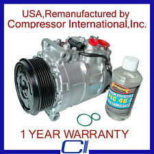 2002-2006 CL500,2006-2011 ML350 OEM Reman A//C Compressor