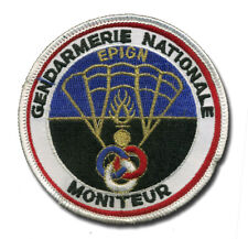 France Police EPIGN Parachute Intervention Instructor  L301