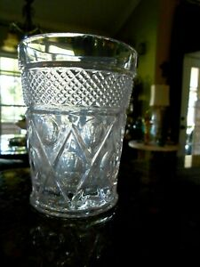 Cape Cod Imperial Glass Tumbler On Rocks Glass