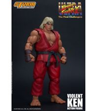 STREET FIGHTER VIOLET KEN FINAL CHALLENGERS STORM COLLECTIBLES NEW. PRE-ORDER