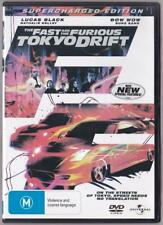 The Fast and the Furious: Tokyo Drift - DVD, 2009, Supercharged Edition