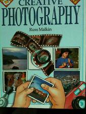 Creative Photography by Russ Malkin (Hardback, 1990) ISBN 0862725690