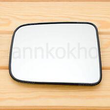 1997-2004 N/S Pickup Navara D22 Frontier side view door mirror glass lens left