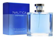 Nautica Voyage Men 3.4 oz 100 ml Eau De Toilette Spray New in Box Sealed