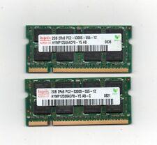 4GB (2X 2GB)   DDR2-667 PC2-5300 Laptop Notebook Memory PC Ram SODIMM