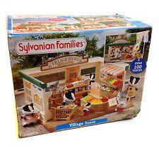 SYLVANIAN FAMILIES Toys Village Shop Playset w/ furniture, figure & items + BOX