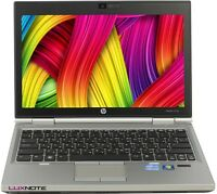 "HP EliteBook 2570p i5 2,5Ghz(3.Gener) 4Gb 320Gb 12,5"" USB3.0 Cam DVD Win7Pro'B"
