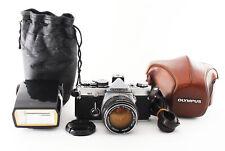 ''Near MINT'' Olympus OM-2 35mm Film Camera + G.Zuiko 50mm f1.4 Lens+Other japan