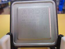 AMD k6 amd-k6-2/400ack 400mhz/32kb/66/100mhz zócalo/socket 7 Super 7 CPU vintage