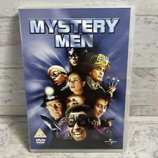 Hank Azaria, Claire Forlani- (Mystery Men) Movie. Dvd. Free Shipping. (Pal 2)