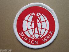 Skipton Walk Walking Hiking Cloth Patch Badge