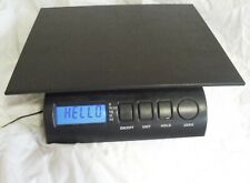 35 Lb Capacity Postage Shipping Scale Ac Or Battery Operated