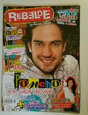 REVISTA REBELDE 80 PONCHO  19