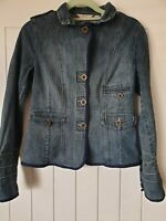 Next Denim Jacket size 8 (C)