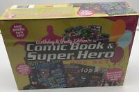 Comic Book & Superhero Birthday & Party Edition Cardsone Collectors Box Set