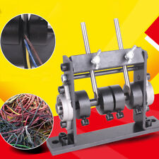 Manual Wire Stripping Machine Copper Cable Peeling Stripper With Extra Cutter