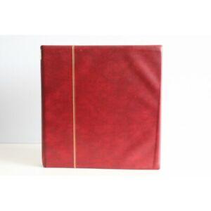 ALBUM SAFE, POUR COLLECTION DE TIMBRES/BLOCS/CARNETS FR 2001-2002