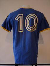 Maillot Football Suede World Cup 1974 shirt jersey Sweden fotbollskjorta skjorta