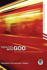 7 Minutes with God: Daily Devotions for a Deeper Relationship