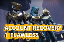 Trials of Osiris Flawless RECOVERY PC & Cross Save Destiny 2 Recovery