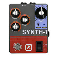 Keeley Synth-1 Fuzz Wave Generator Pedal