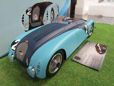 BUGATTI 57 G LABRIC # 2 WINNER LE MANS 1937 BENOIST au 1/18 SPARK 18LM37 voiture