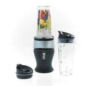 Nutri Ninja 700W Blender & Smoothie Maker – QB3001UKS – Silver
