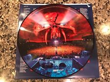 Iron Maiden En Vivo 2-Set Picture Disc! 2011 Limited.
