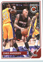 2015-16 Panini Complete Miami Heat Basketball Card #13 Chris Andersen