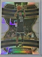 Jarrett Culver *Silver* rookie 2019-20 Panini Select 🏀 Minnesota Timberwolves