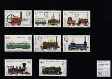 Polen postfris 1976 MNH 2427-2434 - Treinen / Train