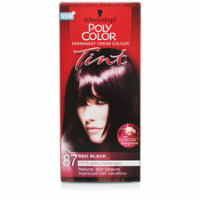 SCHWARZKOPF POLY COLOR TINT RED BLACK 87 CREAM COLOUR