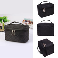 Women Travel Cosmetic Case Toiletry Makeup Handbag Organizer Storage Pouch Bag