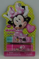 Disney Minnie 2x Lip Balm Great Juicy Flavors 3.5 g Each Disney Junior 3+