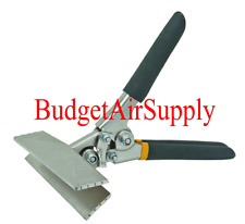 "6"" Hand Seamer Sheet Metal Edger Bender Crimper Hvac Metal Working Ap"