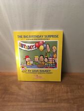 The Big Birthday Surprise: Junior Discovers Giving (2003, PB)