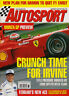 Autosport 9 Sept 1999 - Barrichello, Ferrari, Irvine, Ice driving, Touring Cars,