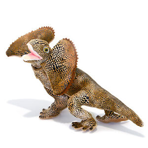 Bocchetta - Philly Frilled Neck Lizard Plush Toy 39cm Stuffed Animal Toy
