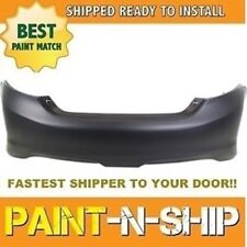 Fits; 2012 2013 2014 Toyota Camry SE Rear Bumper Painted to Match (TO1100297)