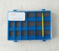 **New** M.A.D. Magnetic Double Sided 36 Section Hook Box